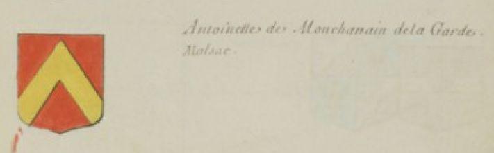 Antoinette de Monchanin