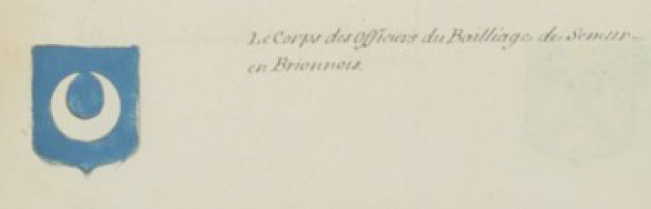 Officiers du grenier à sel de Semur-en-Brionnais