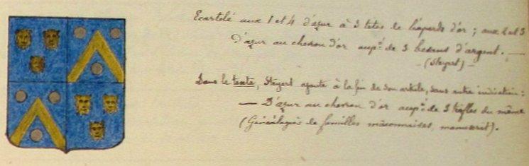 Famille Barthelot de Rambuteau (fonds Frécon)