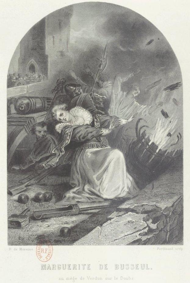 Marguerite de Busseul