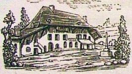 Relais de la Croix-Blanche à Châteauneuf