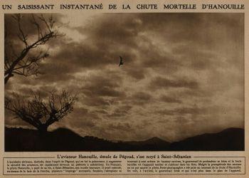 Chute d'Hanouille en 1914