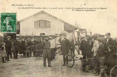 La Clayette 1912