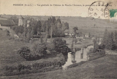Château de Moulin-l'Arconce