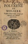 La Polyxène de Molière