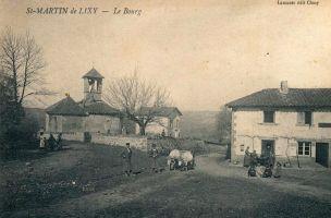 Le Bourg de St-Martin-de-Lixy