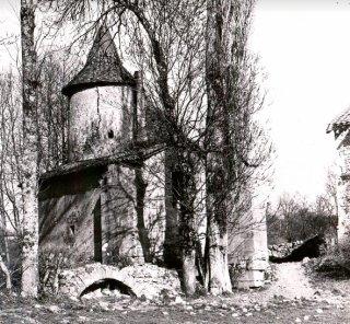 Prieuré de l'abbaye de St-Rigaud
