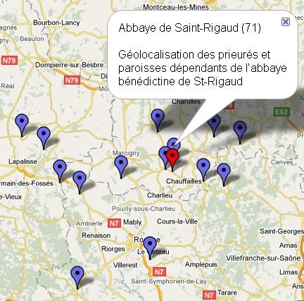 Abbaye de St-Rigaud