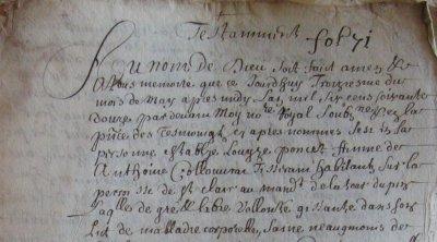 Minutes des notaires de La Tour-du-Pin