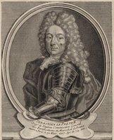 Portrait de Sébastien Le Prestre de Vauban
