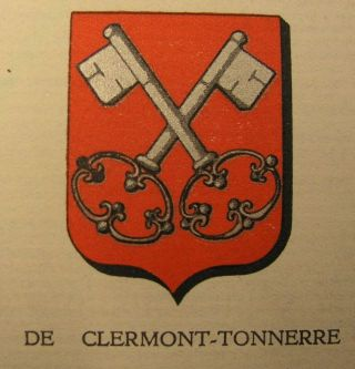 Famille de Clermont-Tonnerre