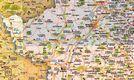 Carte du Charolais