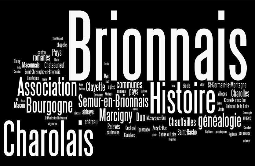 Le Brionnais, de site en site