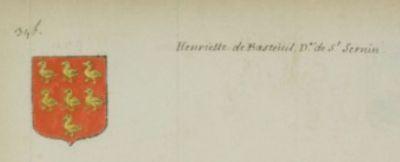 Henriette de Busseul
