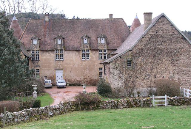 Château de Chevannes à St-Racho