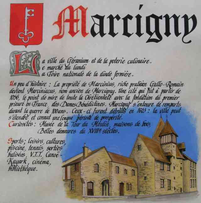 Ville de Marcigny