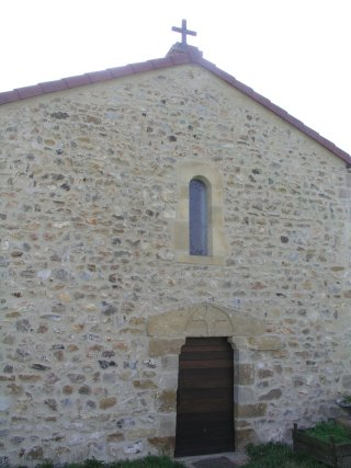 Chapelle de Montmegin