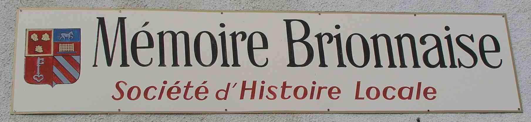 Mémoire Brionnaise